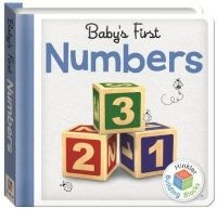 Building Blocks - Baby's First Numbers (Board book) -  Photo