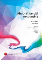 About Financial Accounting: Volume 1 (Paperback, 6th Edition) -  Photo