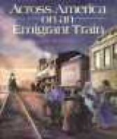 Across America on an Emigrant Train (Paperback) - Jim Murphy Photo