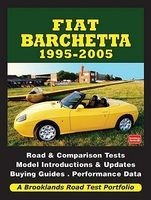 Fiat Barchetta 1995-2005 Road Test Portfolio (Paperback) - RM Clarke Photo