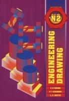Engineering Drawing N2 (Paperback) - CL Moolman Photo