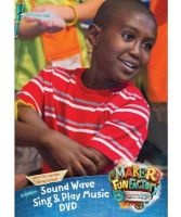 Sound Wave Sing & Play Music DVD (Hardcover) -  Photo