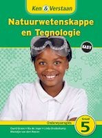 Study and Master Natural Sciences and Technology Grade 5 CAPS Teacher's Guide Afrikaans Translation (Afrikaans) - David Green Photo