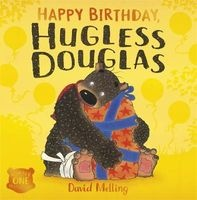 Happy Birthday, Hugless Douglas (Paperback) - David Melling Photo