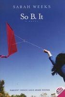 So B. It (Paperback) - Sarah Weeks Photo
