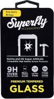 Sony Superfly Tempered Glass Screen Protector for Xperia M4 Aqua Photo