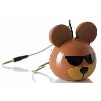 Kitsound Mini Buddy Bear Micro Speaker Photo