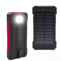 Not known Solar Power Bank 10000mah Solar Portable Charger *Free Shipping* Photo