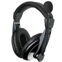 Astrum Wired Headset Mic - HS120 Photo