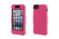 Griffin Protector Case For iPhone 5 & 5s - Pink Photo