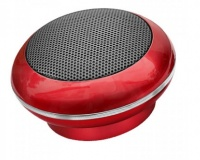 Divoom iTour Pop Portable Speaker - Red Photo