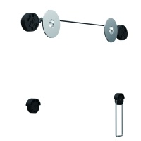 """Brateck 37"""" Ultra Slim Picture Style Wall Mount Photo"""