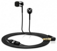 Sennheiser CX 1.00 Earphones - Black Photo