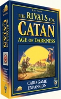 Settlers of Catan Catan: The Rivals for Catan exp - Age of Darkness Photo