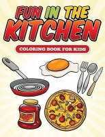 Fun in the Kitchen Coloring Book Photo