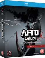 Afro Samurai: Complete Murder Sessions - Photo