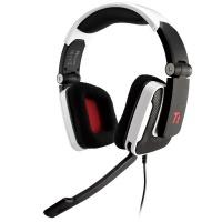 Thermaltake - Headset Shock Gaming 3.5mm - Black Photo