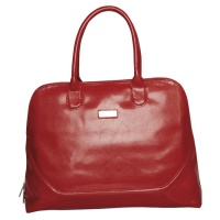 Eco Earth Eco Ladies Stylish Laptop Handbag - Red Photo