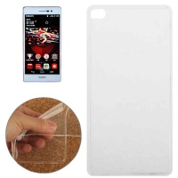 Tuff Luv Tuff-Luv TPU Gel Case for Huawei P8 - Clear Photo