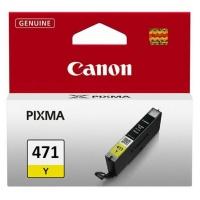 Canon CLI-471 Yellow Single Ink Cartridge Photo