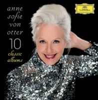 Anne Sofie von Otter: 10 Classic Albums [Bonus CD] Photo