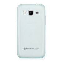 Tuff Luv Tuff-Luv Samsung Galaxy Core Prime TPU Gel Case - Clear Photo
