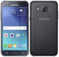 Samsung Galaxy J5 8GB LTE - Black Cellphone Photo