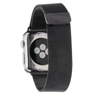 Tuff Luv Tuff-Luv Magnetic Stainless Steel Watchband for Apple Watch 38mm - Silver Photo