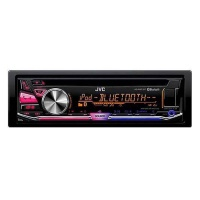 JVC - KD-R971BT CD Receiver With Bluetooth Wireless Technology And Front USB/AUX Input Photo