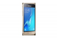 "Samsung Galaxy J1 4.3"" 1.2GHz White 3G 4GB Android Smart Cellphone Photo"