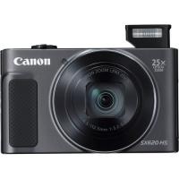 Canon SX620 Ultra Zoom Digital Camera - Black Photo