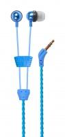 Wraps Wristband Headphone - Blue Photo