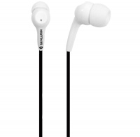 iFrogz Bolt Plus Earbuds with Mic - White Photo