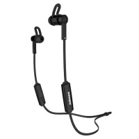 Jabees Bluetooth Sports Earphones - Black Photo