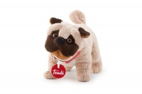 Trudi Pets Love Pug Plush Photo