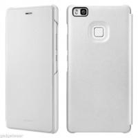 Huawei P9 Lite View Cover - White Photo