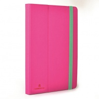 """Volkano Core Series 7"""" Tablet Cover - Pink Photo"""
