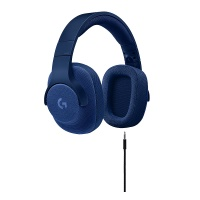 Logitech : G433 7.1 Surround Gaming Headset - Royal Blue - 3.5 MM Photo