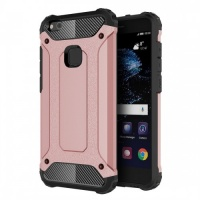 Tuff Luv Tuff-Luv Armor Combination Case For Huawei P10 Lite - Rose Gold Photo
