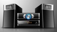JVC Micro DVD HiFi System Photo