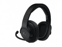 Logitech G433 Surround Sound Gaming Headset - Black Photo