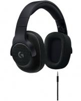 Logitech : G433 7.1 Surround Gaming Headset - Triple Black Photo