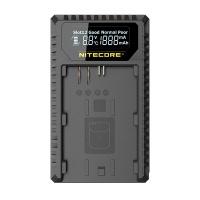 Nitecore Compact USB Charger for Canon LP-E6 LP-E6N and LP-E8 Batteries Photo