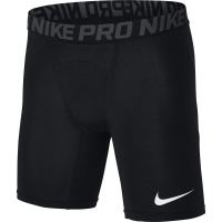 Nike Men's Pro Shorts - Black/Anthracite/White Photo