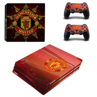 Skin nit Skin-Nit Decal Skin for PS4 Pro - Manchester United 2016 Photo