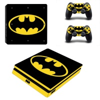 Skin nit Skin-nit Decal Skin for PS4 Slim: Batman 2018 Photo
