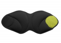 Nike ANKLE WEIGHTS 2.5 LB/1.1 KG EACH BLACK/BLACK/VOLT OSFM Photo