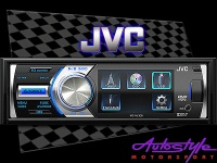 "JVC KD-AV300 Mp3/DVD with 3"" Display Screen Photo"