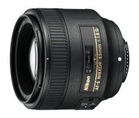 Nikon Nikkor 85MM F1.8G AF-S LENS - JAA341E1 Photo