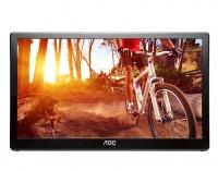 "AOC 16"" E1659FWU LCD Monitor LCD Monitor Photo"